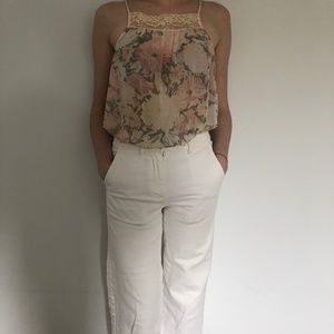 Anthropologie Only Hearts NYC Blouse